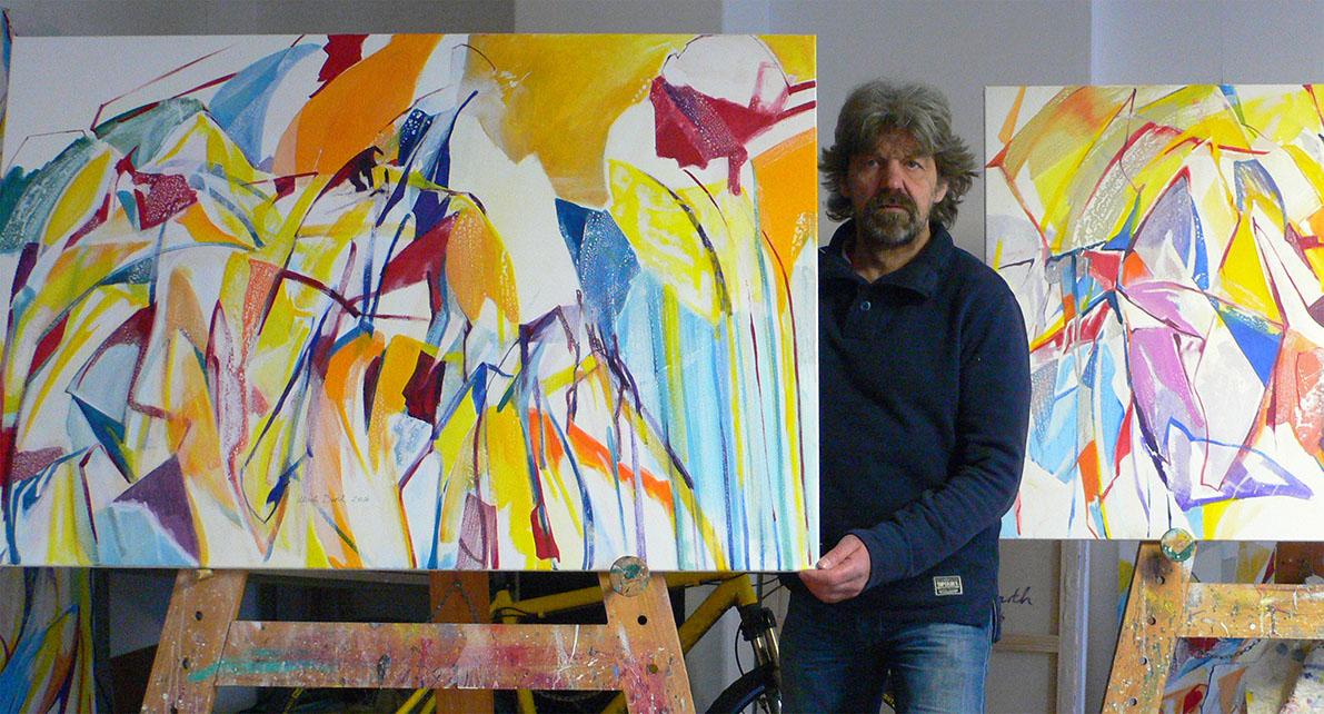 Künstler Hannover ulrich barth malerei die offizielle webseite