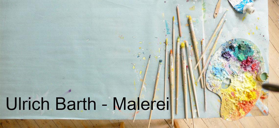 Ulrich Barth Malerei Die offizielle Webseite